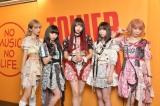 ZOC(左から)西井万理那、雅雀り子、藍染カレン、巫まろ、大森靖子=『ZOC BIBLE』(KADOKAWA)出版記念イベント