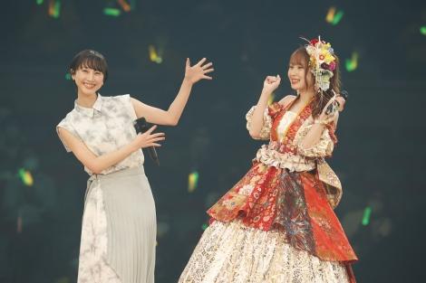 『SKE48アリーナコンサート in 日本ガイシホール 私の兆し、皆の兆し 〜あかねまちゅりだ!〜』の模様