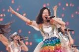 SKE48卒業コンサート序盤、断髪する前の松井珠理奈(C)2021 Zest,Inc. / AEI