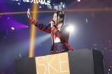 SKE48卒業コンサートを開催した松井珠理奈(11日、日本ガイシホール)(C)2021 Zest,Inc. / AEI