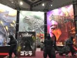 東京ビッグサイトで開催された「ゲームマーケット2021春」の展示