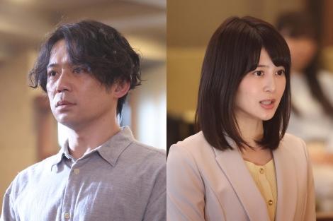 『イチケイのカラス』に岡田義徳&佐津川愛美がゲスト出演(C)フジテレビ