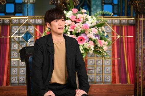 13日放送『踊る!さんま御殿!!3時間SP』に出演する小野賢章 (C)日本テレビ