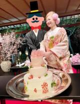 挙式も報告した野田あず沙(写真はブログより/許諾済み)