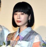 『息をひそめて』の完成披露試写会に出席した夏帆 (C)ORICON NewS inc.