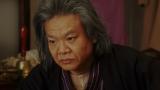 大山社長の話を聞く須賀廼家千之助(星田英利)=連続テレビ小説『おちょやん』第19週・第93回より (C)NHK