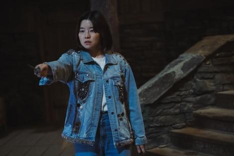 キム・ジナ(イ・ミンジ)=韓国映画『スレイト』6月25日より公開 (C)2020 CONTENTS VILLAGE and MCMC