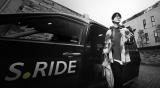 タクシーアプリ「S.RIDE」アンバサダーに就任した花江夏樹