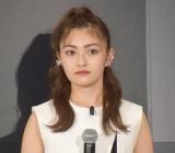 美容仕事が増えたことを明かした井上咲楽=KATE『小顔シルエットマスク 第2弾』発売イベント(C)ORICON NewS inc.