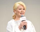 映画『いのちの停車場』完成披露試写会に登壇した南野陽子 (C)ORICON NewS inc.