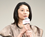 映画『いのちの停車場』完成披露試写会に登壇した小池栄子 (C)ORICON NewS inc.