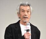 映画『いのちの停車場』完成披露試写会に登壇した田中泯 (C)ORICON NewS inc.