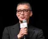 映画『いのちの停車場』完成披露試写会に登壇した成島出監督 (C)ORICON NewS inc.