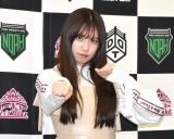 荒井優希、女子プロレスに本格参戦
