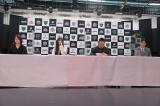 『SKE48荒井優希プロレスデビュー』記者会見の模様