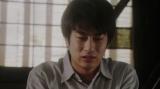 千代と一平にある話しをする松島寛治(前田旺志郎)=連続テレビ小説『おちょやん』第19週・第94回より (C)NHK