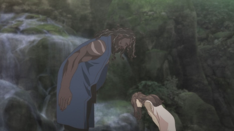 Netflixオリジナルアニメシリーズ『Yasuke -ヤスケ-』(4月29日より独占配信)