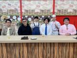 14日放送の『あちこちオードリー』にマヂカルラブリー&シソンヌが登場(C)テレビ東京