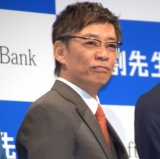 ソフトバンクの新サービス発表会見に出席した生瀬勝久 (C)ORICON NewS inc.