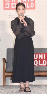 ユニクロ着こなしアプリ・StyleHint×今田美桜セレクトショップ「ミオクロ」記者発表会 (C)ORICON NewS inc.