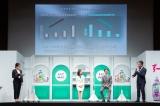 『レノア』ブランドの新ラインナップ「レノア超消臭1WEEK」の新製品&新CM発表会の模様