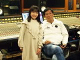 主題歌を歌唱する稲垣来泉ちゃんのレコーディングに立ち会った明石家さんま