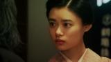 千之助からあることを言われる千代(杉咲花)=連続テレビ小説『おちょやん』第19週・第95回より (C)NHK