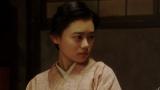 一平と話しをする千代(杉咲花)=連続テレビ小説『おちょやん』第19週・第95回より (C)NHK