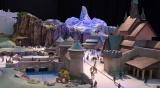 東京ディズニーシー新テーマポート「ファンタジースプリングス」より『アナと雪の女王』エリアのイメージ模型(C)Disney