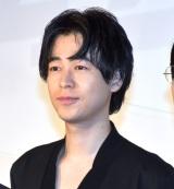 映画『くれなずめ』完成披露舞台あいさつに参加した成田凌 (C)ORICON NewS inc.