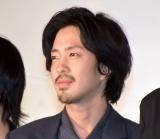 映画『くれなずめ』完成披露舞台あいさつに参加した若葉竜也 (C)ORICON NewS inc.
