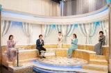 スタジオ収録の模様=新番組『はやウタ』総合で4月4日放送(C)NHK