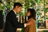 TBS4月期金曜ドラマ『リコカツ』に出演する永山瑛太&北川景子(C)TBS