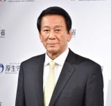 厚生労働省『健康クリエイター』委嘱状交付式に出席した杉良太郎 (C)ORICON NewS inc.
