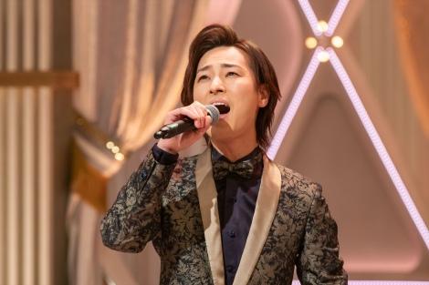 山内惠介=『はやウタ』総合で4月18日放送(C)NHK