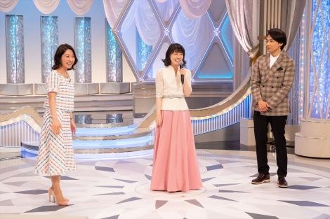 水森かおり=『はやウタ』総合で4月18日放送(C)NHK