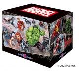 『マーベル アベンジャーズ / パレット6』のデザインBOX