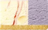 ホークアイ「ストロベリーチーズケーキ+ブルーベリー(ホワイトスポンジ)」