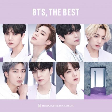 BTSベストアルバム『BTS, THE BEST』UNIVERSAL MUSIC STORE限定盤