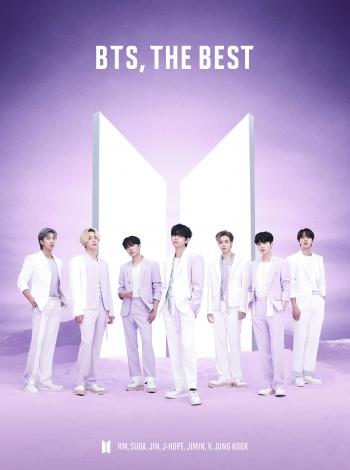 BTSベストアルバム『BTS, THE BEST』初回限定盤A