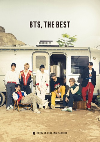 BTSベストアルバム『BTS, THE BEST』BTS JAPAN OFFICIAL FANCLUB限定盤