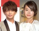 (左から)三浦翔平、桐谷美玲(C)ORICON NewS inc.