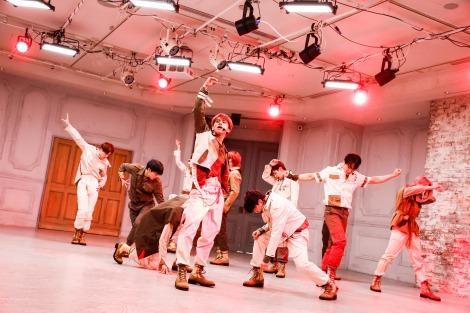 JO1が3rdシングル「CHALLENGER」リリース記念オンラインショーケースイベント開催 (C)LAPONE ENTERTAINMENT