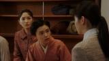 あることを言う灯子に驚く千代(杉咲花)=連続テレビ小説『おちょやん』第20週・第96回より  (C)NHK