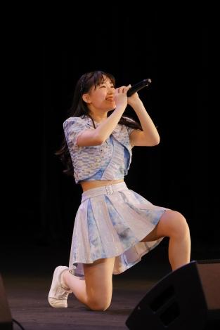 ハロプロ研修生・広本瑠璃=『ハロプロ研修生2021 初単独ライブ〜エピソードゼロ〜』より