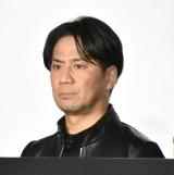 次世代総合エンタテインメントプロジェクト『BATTLE OF TOKYO』記者発表会に出席したEXILE HIRO (C)ORICON NewS inc.
