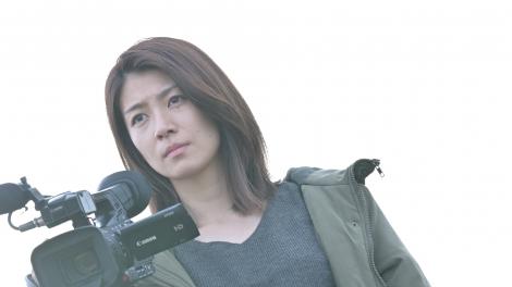 第20回ラス・パルマス国際映画で最優秀女優賞を受賞した瀧内公美(『由宇子の天秤』) (C)2020 映画工房春組