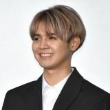 次世代総合エンタテインメントプロジェクト『BATTLE OF TOKYO』記者発表会に出席した片寄涼太 (C)ORICON NewS inc.