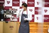 大のコーヒー好きとして本領を発揮した磯村勇斗