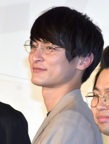 映画『くれなずめ』完成披露舞台あいさつに参加した高良健吾 (C)ORICON NewS inc.